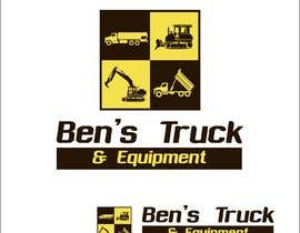 "#41 for ""Ben's Truck and Equipment"" Logo Design by maleendesign"