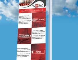 #34 for Design a Vertical Banner by dislikesdesigner