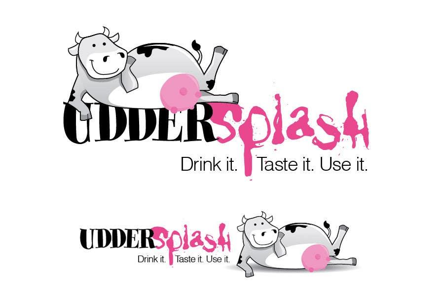 Entri Kontes #57 untukLogo Design for Uddersplash