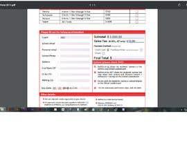 #5 for Help create an order form / menu / calendar for an educational business by nassairuddin