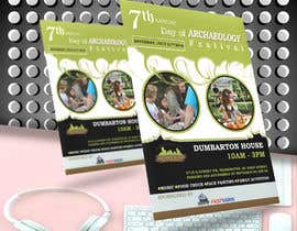 #58 for Flyer for a Festival by ziaultuba16