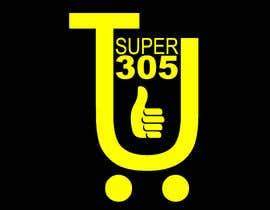 """#5 for Design a Logo for """"TU SUPER 305"""" by permanarama"""