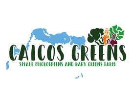 """#1 for Logo Design """"Caicos Greens"""" by giuliachicco92"""