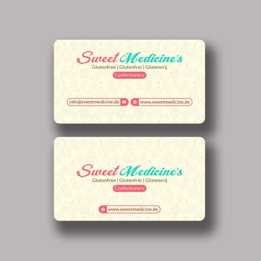Entry #32 by mahmudkhan44 for Design some Business Cards - Bakery ...