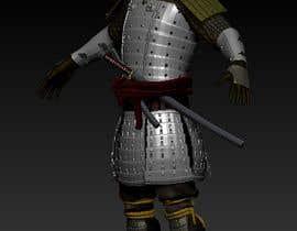 #18 untuk 3D Model - Samurai Character  - 3D Printing oleh NikolaiCG