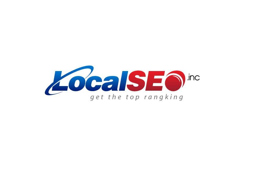 Kilpailutyö #286 kilpailussa Logo Design for Local SEO Inc