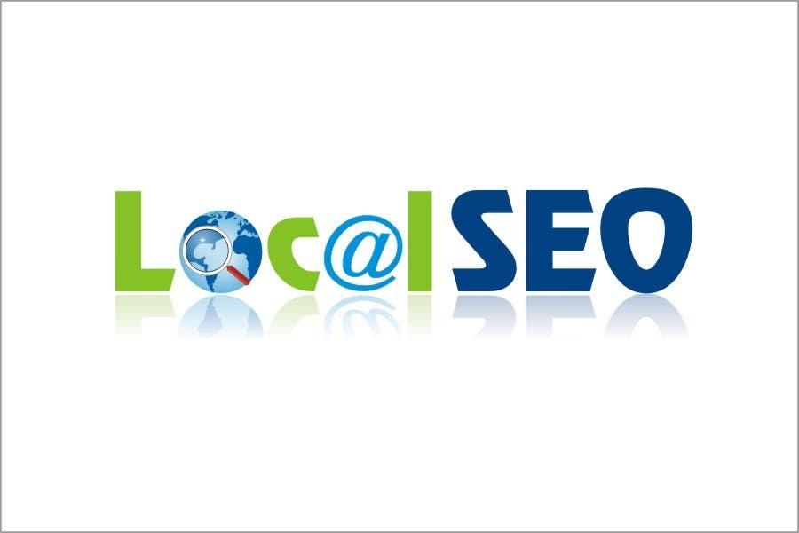 Kilpailutyö #320 kilpailussa Logo Design for Local SEO Inc