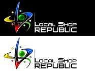 Graphic Design Конкурсная работа №102 для Logo Design for Local Shop Republic