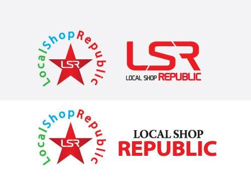 Конкурсная заявка №876 для Logo Design for Local Shop Republic
