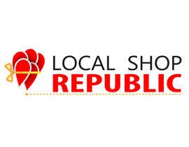 nº 675 pour Logo Design for Local Shop Republic par MajidGuess