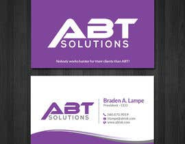 #126 for Build me a business card design by papri802030