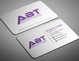 #180 for Build me a business card design by nishat131201