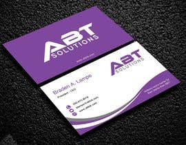 #87 for Build me a business card design by Nabila114