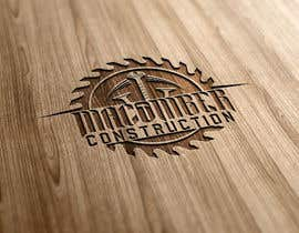 #97 untuk Locally Owned Construction Company - Logo with  Saw Blade with Screw in it oleh djmaric