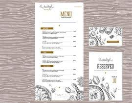 #4 for I need a menu design concept af imonraza