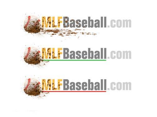 #192 for Logo Design for MLFBaseball.com by ColeHogan