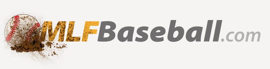 #136 for Logo Design for MLFBaseball.com by ColeHogan