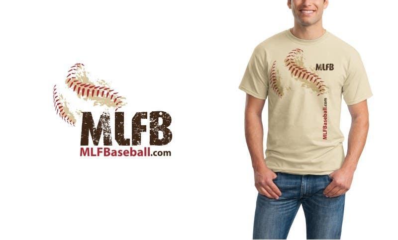 #63 for Logo Design for MLFBaseball.com by bdrahas