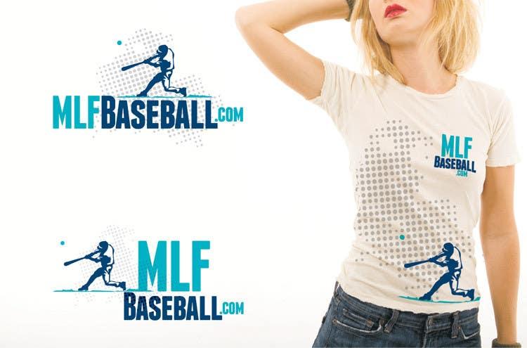 #170 for Logo Design for MLFBaseball.com by bdrahas