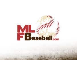 #128 for Logo Design for MLFBaseball.com by bdrahas