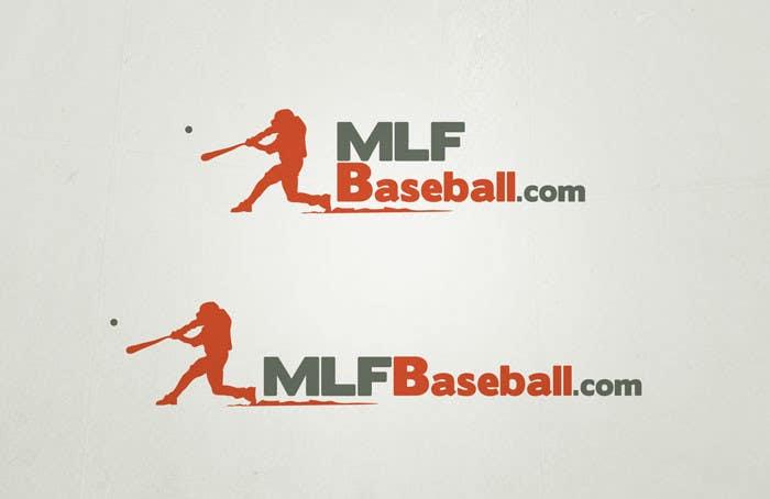 #127 for Logo Design for MLFBaseball.com by bdrahas