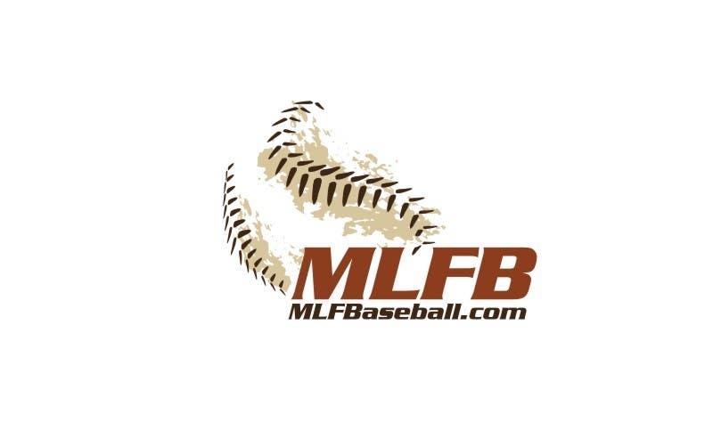 #55 for Logo Design for MLFBaseball.com by bdrahas