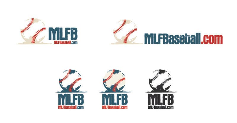 #97 for Logo Design for MLFBaseball.com by bdrahas