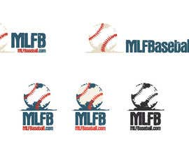 #97 for Logo Design for MLFBaseball.com by bdrahas