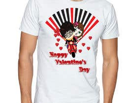 #41 for I need to design a T-Shirt for Valentine's Day af Mexci