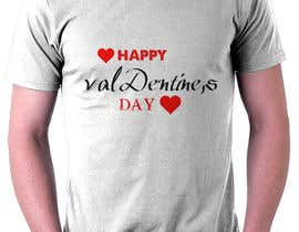 #39 for I need to design a T-Shirt for Valentine's Day af Ronysheikh107