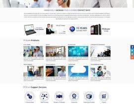 Nro 12 kilpailuun Design a Website Mockup for Software Company käyttäjältä suryabeniwal