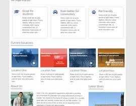 Nro 33 kilpailuun Design a Website Mockup for Software Company käyttäjältä lassoarts