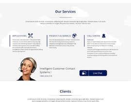 Nro 6 kilpailuun Design a Website Mockup for Software Company käyttäjältä syrwebdevelopmen