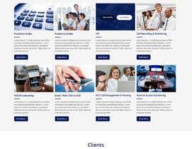 Nro 30 kilpailuun Design a Website Mockup for Software Company käyttäjältä syrwebdevelopmen