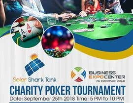 #1 for flyer for charity poker tournament by maidang34
