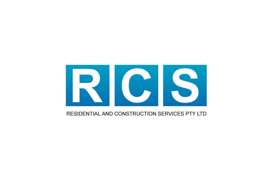 Конкурсная заявка №124 для Logo Design for Residential & Construction Services Pty Ltd