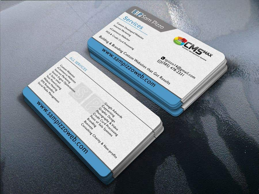 Entry #50 by riazhamidullah for Design some Business Cards | Freelancer
