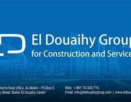Nro 59 kilpailuun Design a construction company logo. käyttäjältä manishyam