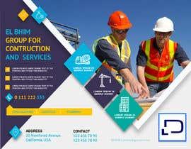Nro 57 kilpailuun Design a construction company logo. käyttäjältä sourabh1604ph2