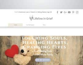 #9 for Lifeline in Grief Logo by jhgdyuhk