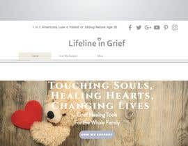 #77 for Lifeline in Grief Logo by jhgdyuhk
