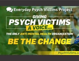 #43 untuk Design Social Media Banners for Everyday Psych Victims Project oleh jamiu4luv