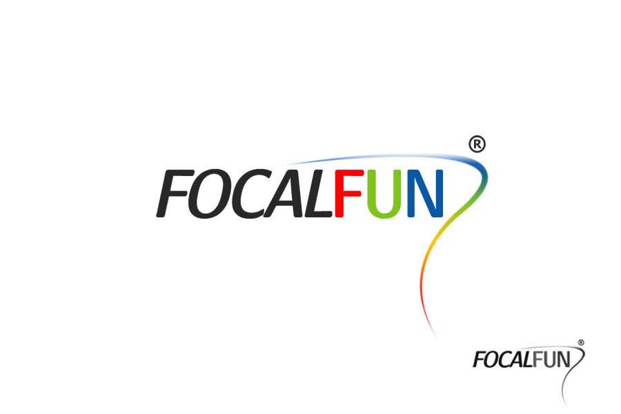 Kilpailutyö #264 kilpailussa Logo Design for Focal Fun