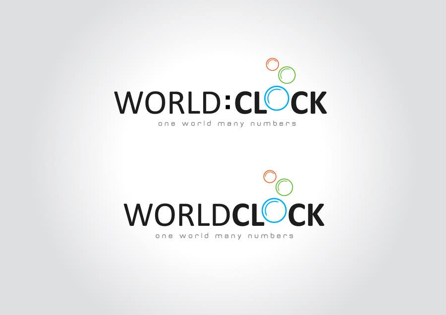 #379 for Logo Design for WorldClock.com by paxslg