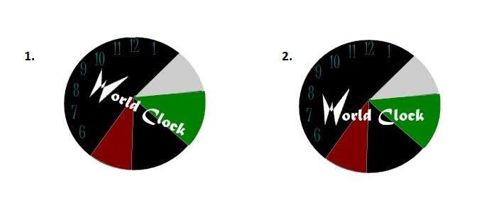 Penyertaan Peraduan #                                        189                                      untuk                                         Logo Design for WorldClock.com