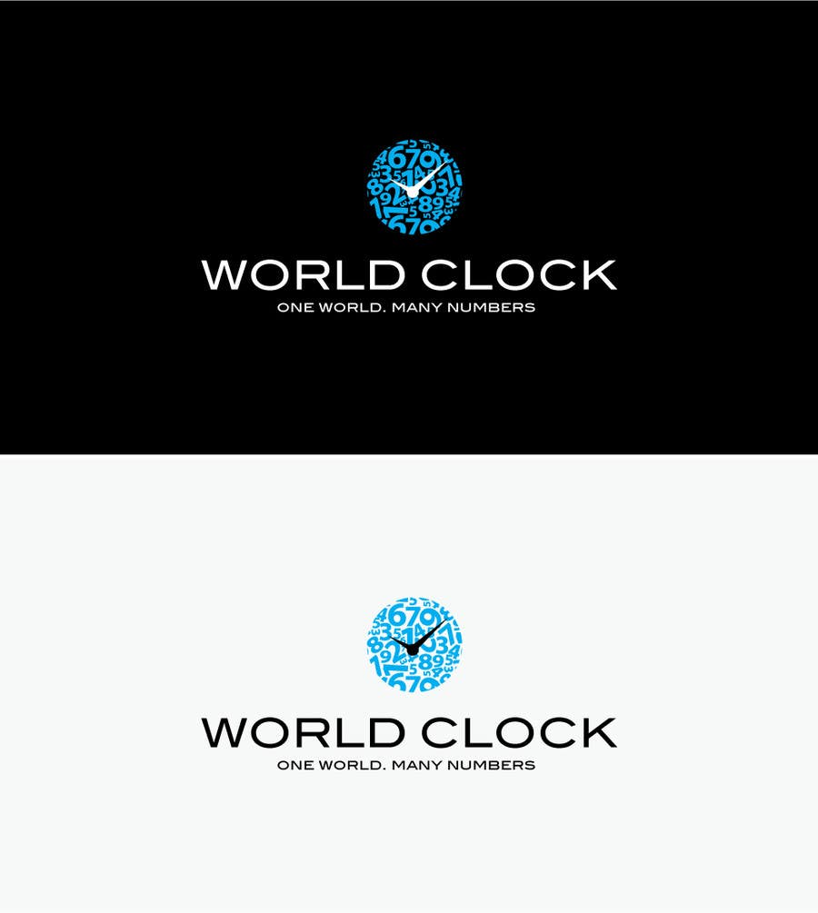 #72 for Logo Design for WorldClock.com by premgd1