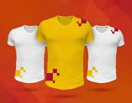 #6 for I need a realistic jersey template for sports shirts by kolbalish