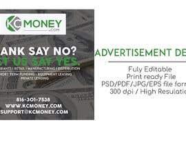 #34 для Advertisement for KCMONEY.COM від GaziJamil