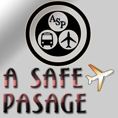 Kilpailutyö #26 kilpailussa Logo Design for A Safe Passage - CostaRicaBusTickets.com