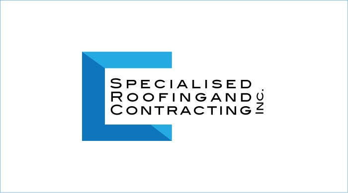 Penyertaan Peraduan #                                        18                                      untuk                                         Logo Design for Specialized Roofing & Contracting, Inc.